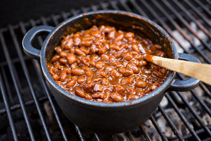 baked beans, BBQ Baked Beans, Barbecue Recipes